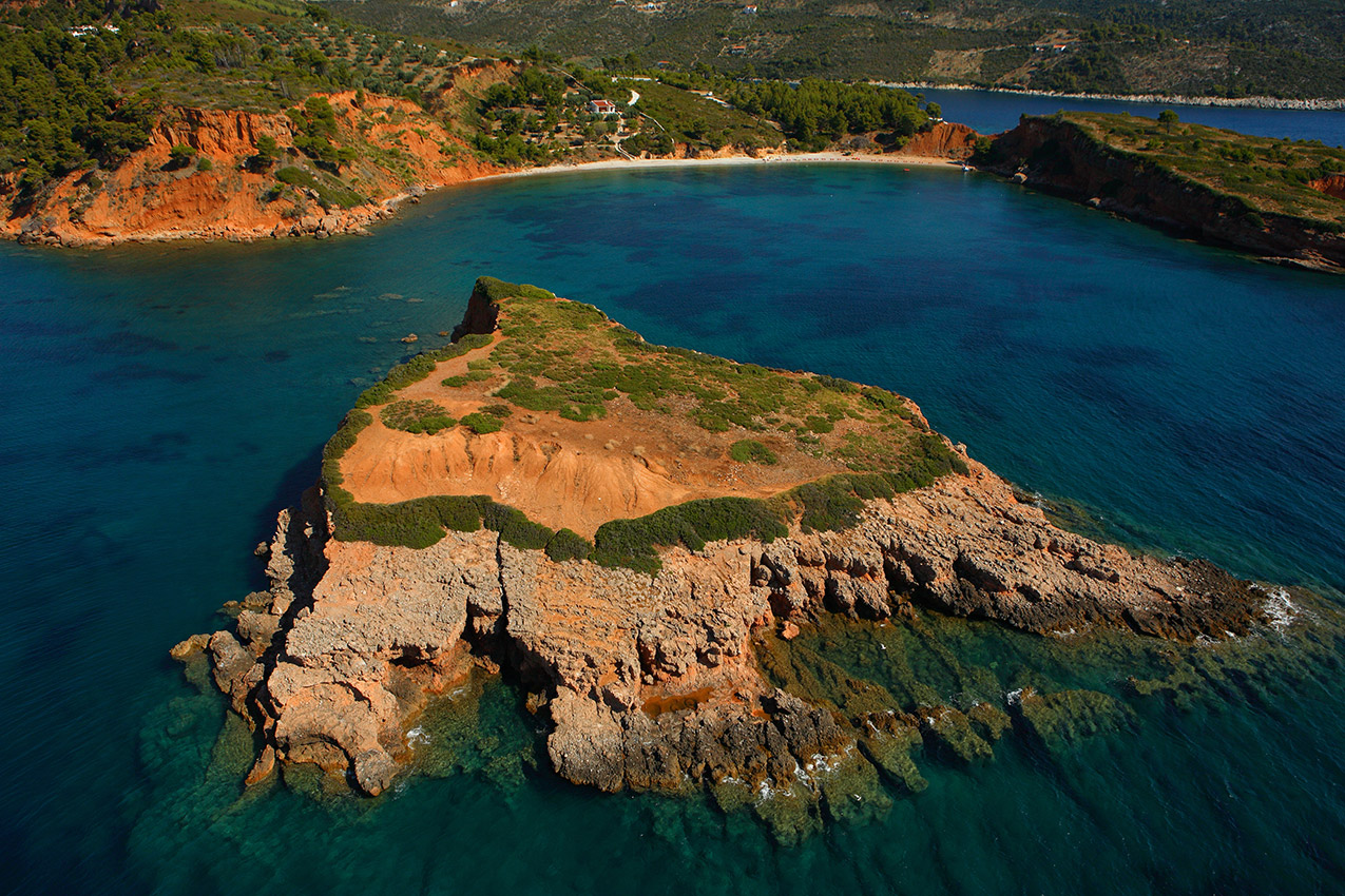 Travel Agency Website >> How to reach Alonissos