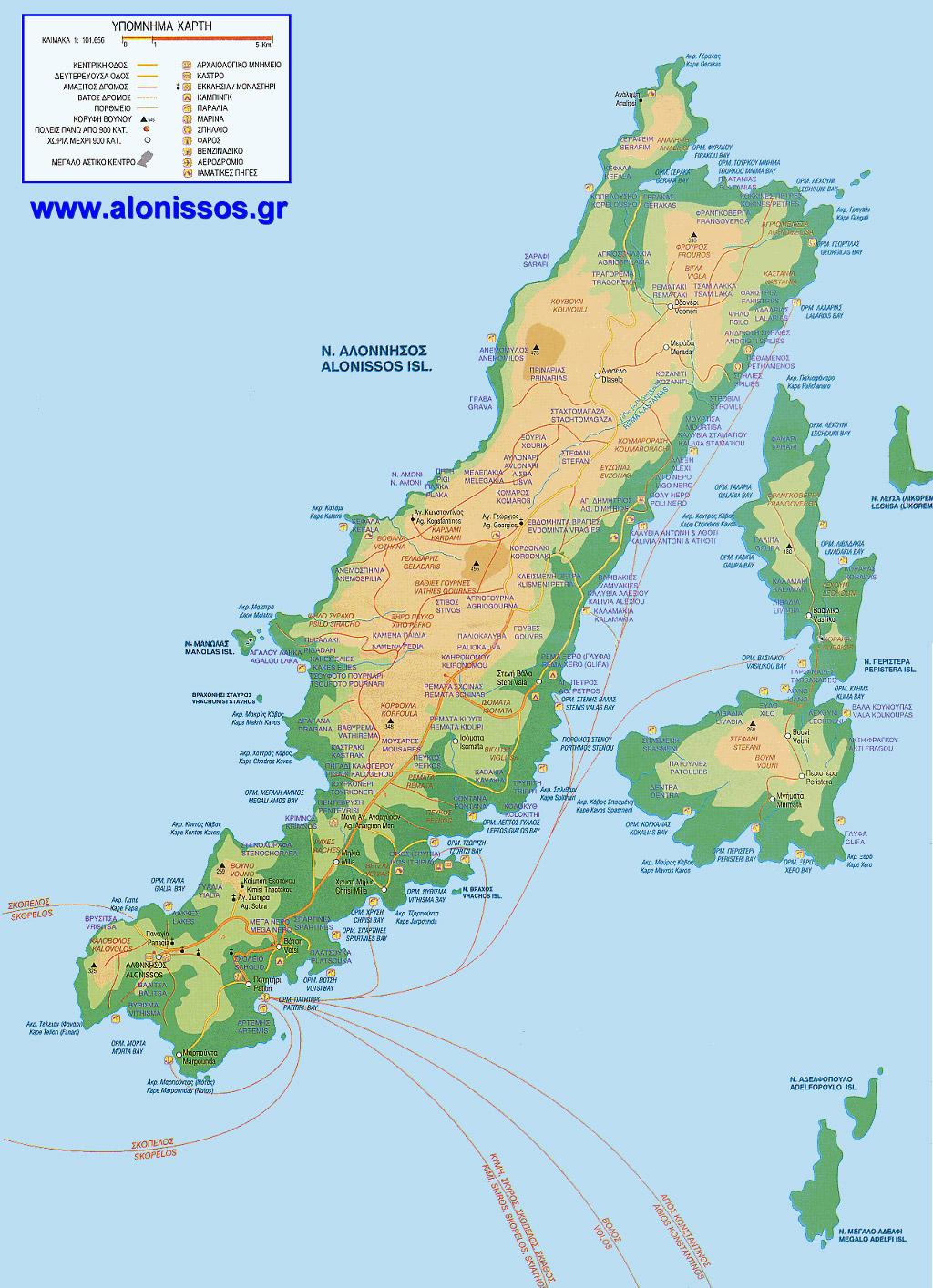 Standort und Geografie
